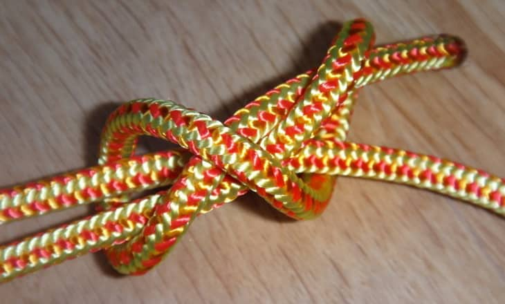 Image of a Prusik Knot