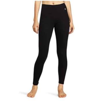 Duofold Women's Mid-Weight Wicking Thermal Leggings