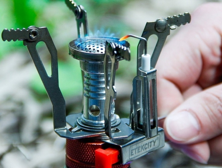 Etekcity compact backpacking stove