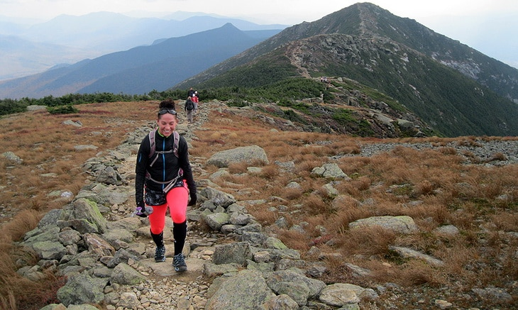 Franconia Ridge Traverse Loop
