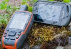 Garmin Oregon 650t and Garmin GPSmap 64s