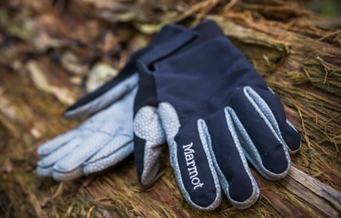 Gloves are an essential part of winter walking kit.