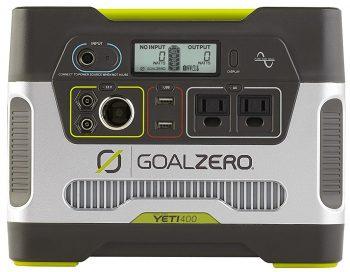 Goal Zero Yeti 400 Power Station