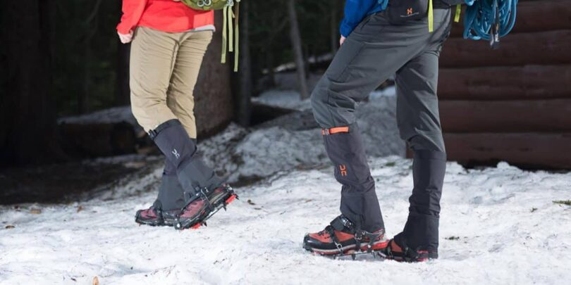 Hight Trail Running Gaiters