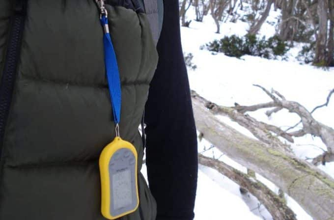 Hiking Thermometer: Because Chills Down Your Spine Are not Always Exciting