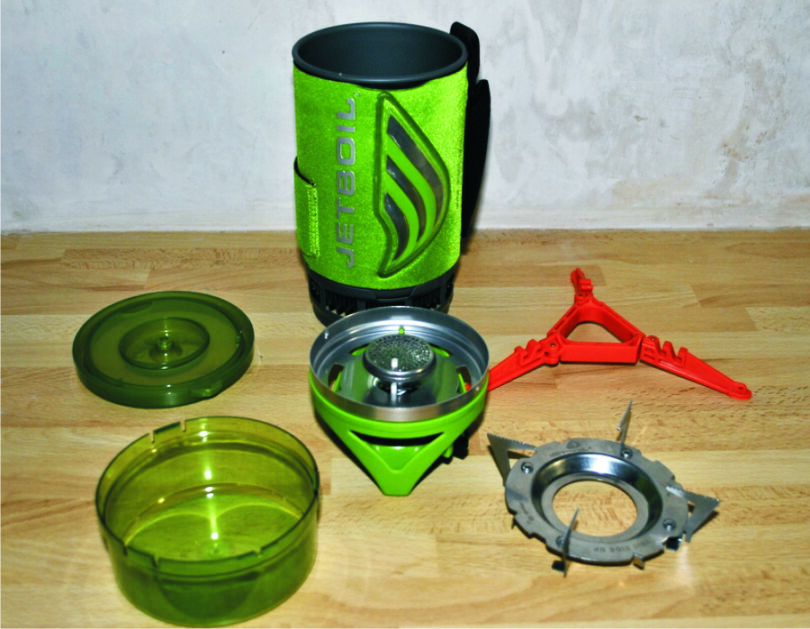 Jetboil Flash cooking- system
