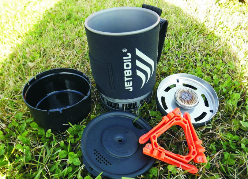 Jetboil Zip additional gadget