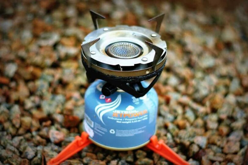 Jetboil zip canister