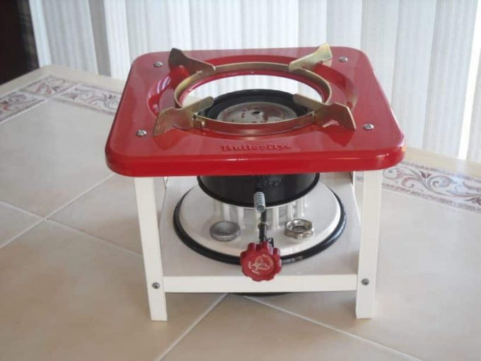 Image showing a Butterfly-model of Kerosene-Stove