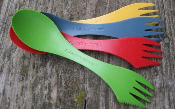 Image showing Light-my-fire-sporks