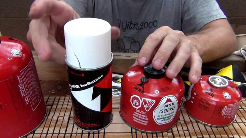 MSR fuel