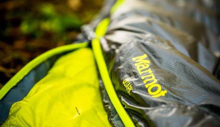 Marmot Quark Sleeping Bag