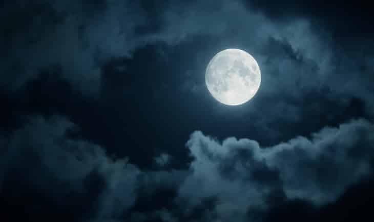 New Moon is working its magic tonight