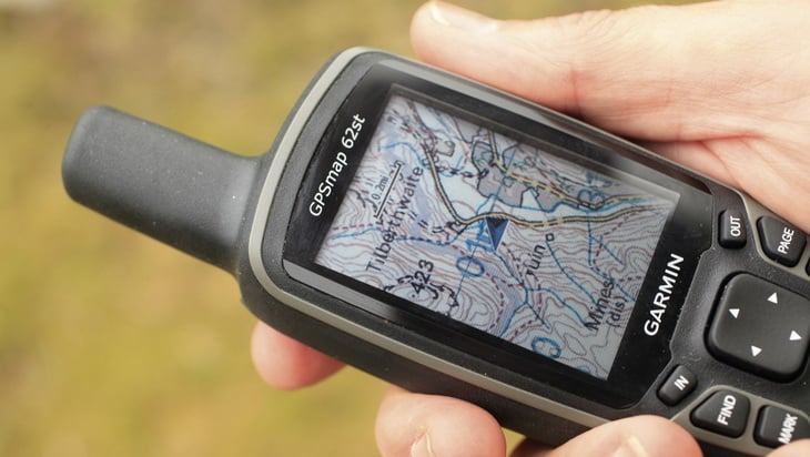 Open Street Maps for Garmin GPS