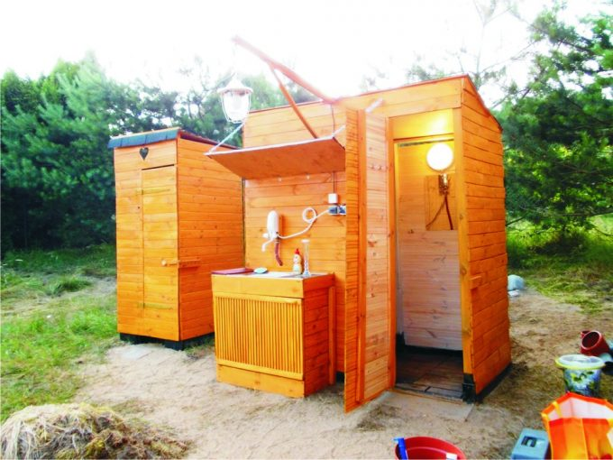 Camping Bathroom: Taking the Comfort of Your Home With You ...