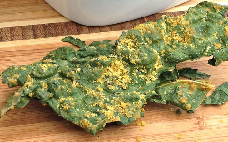 Ovena Dehydrate Kale Chips