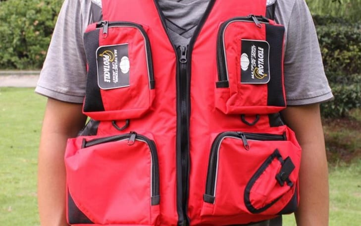 Person Wearing Personal Flotation Devices (PFD)