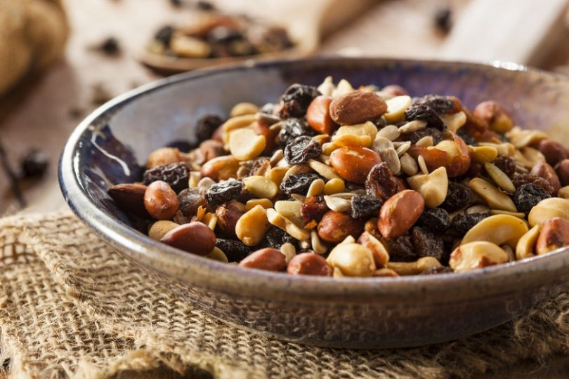 Recipe for Healthy Raw Trail Mix