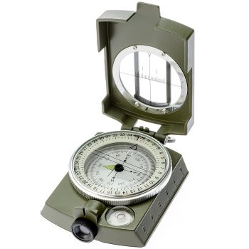 SE Military Lensatic Compass