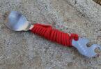 Image showing a Shovel spork