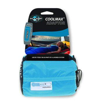 Sea to Summit Adaptor CoolMax Sleeping Bag Liner