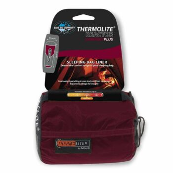 Sea to Summit Reactor Plus Compact Thermolite Mummy Liner