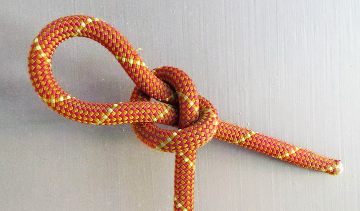 Picture showing Slip Knot