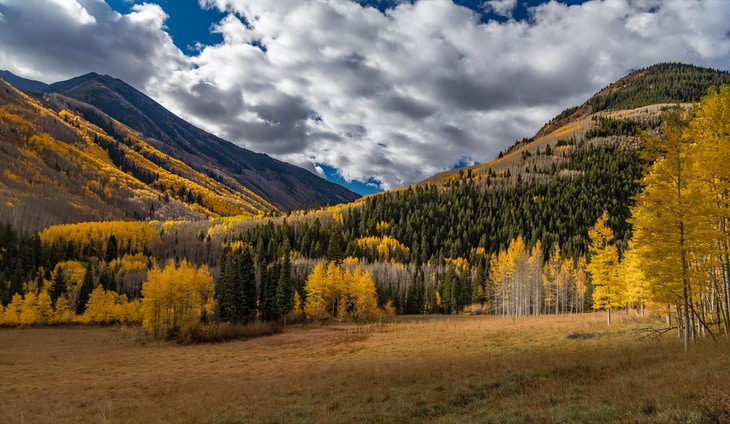 Snowmass Wilderness in Aspen