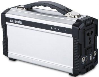 Suaoki 220Wh20,000mAh Portable Generator