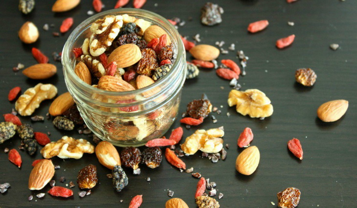 Superfood Packed Trail Mix.