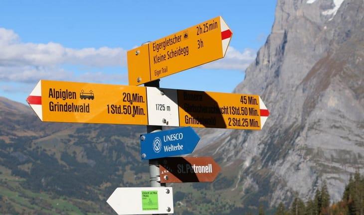 Switzerland Hiking 101