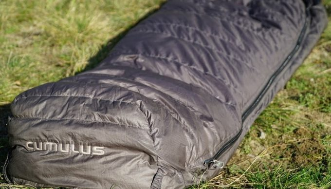 Synthetic-ultralight-sleeping-bag