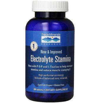 TMR Electrolyte Stamina Ionic Pills