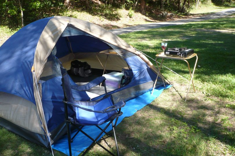 The Solo Camping Expedition