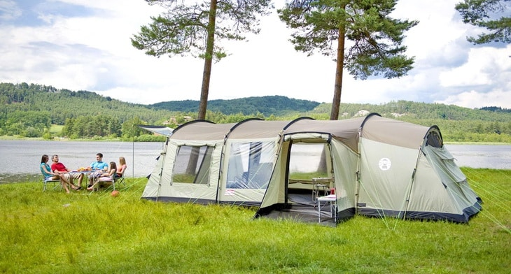 Waterproof storm proof practical design easy to put on and big family tent & Best Family Tents: Expertu0027s Recommendations and Top Picks Reviews