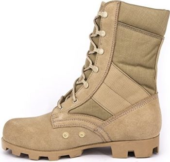 Wideway Military Jungle Boots