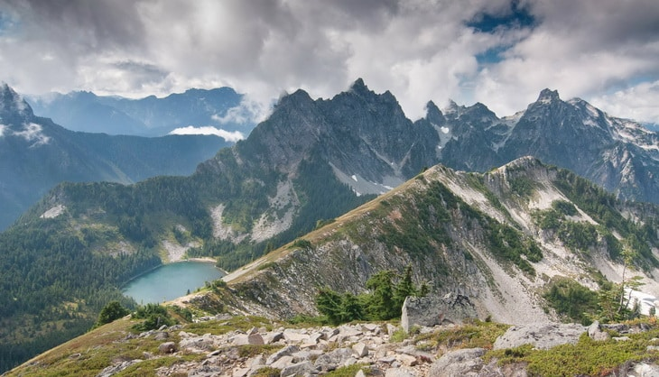 Wild Sky Wilderness in Skykomish