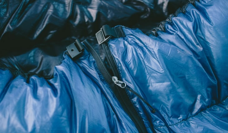 Zpacks Solo Down Sleeping Bag
