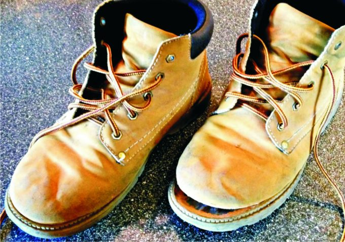 boots-needs-to-be-repaired