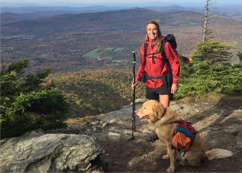girl-hiking-with-dog