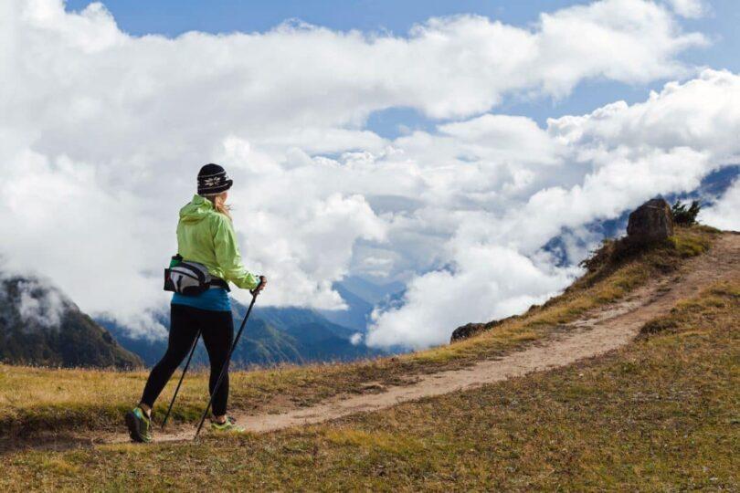 hiker-walking
