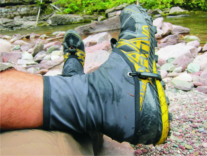 hiking shoes foot protection