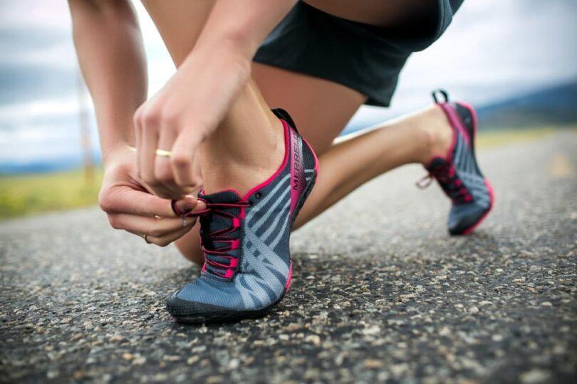 hiking shoes ground sensitivity