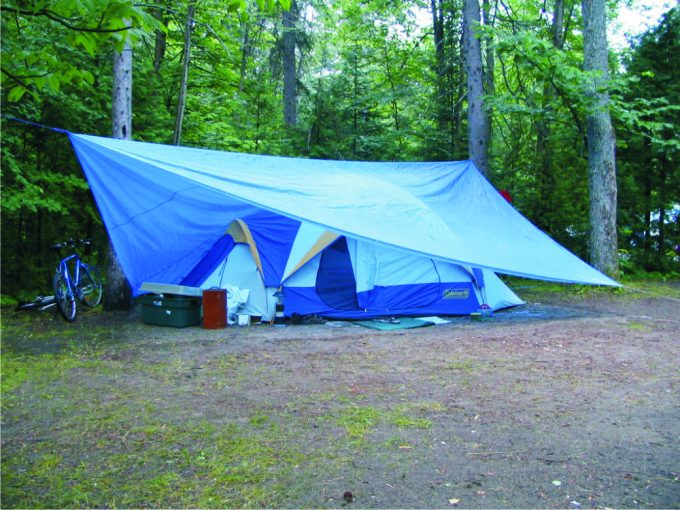 DIY Tarp Tent: Various Tent Types and Guide How to Make Them