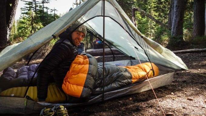man-in-tarptent
