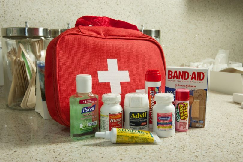 Make a First Aid Kit