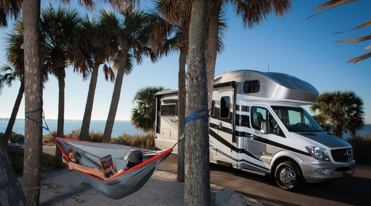 relaxing-in-hammock-by-rv