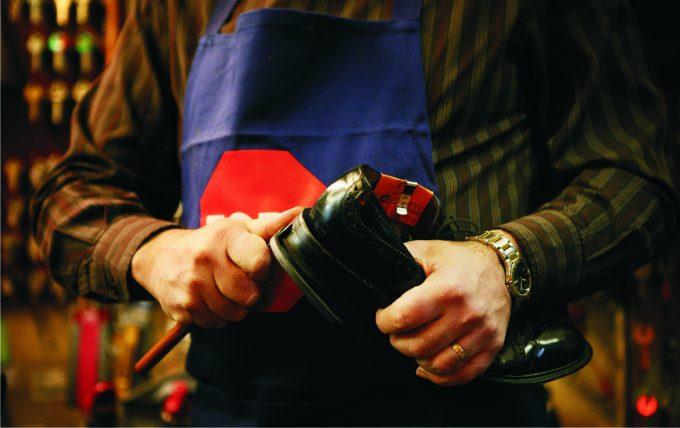 restoration program for boots