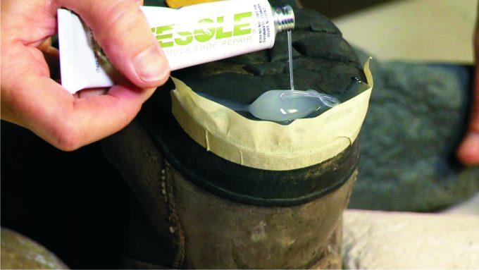 shoe-repair-with-glue