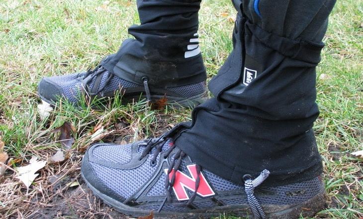 Image showing someone-wearing-gaiters